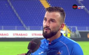 Играчът на мача Панайотов: Нямам оферта от Левски да остана