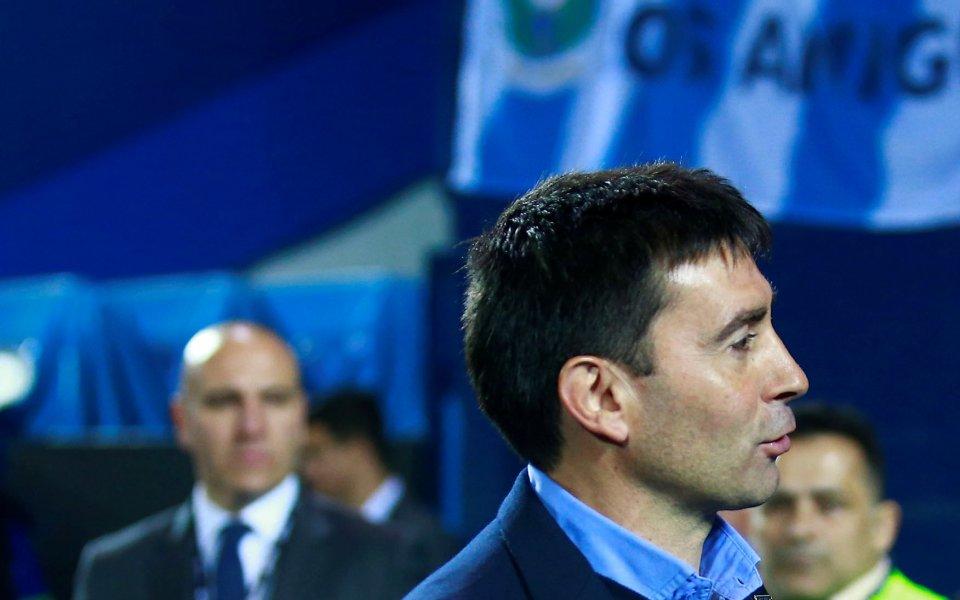 Алавес назначи Асиер Гаритано за новия наставник на тима, след