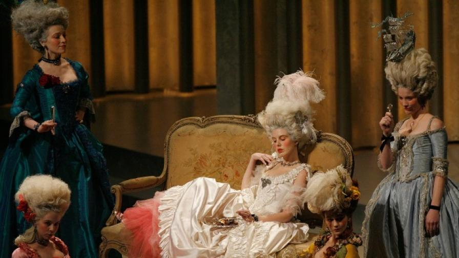 За първи път: невиждани бижута на Мария-Антоанета