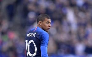Мбапе ще играе с легендарния номер на Платини на Мондиал 2018