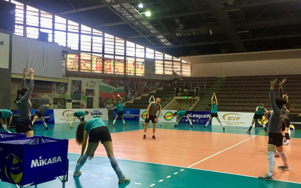 Съйкова заменя Рабаджиева в женския национален отбор по волейбол