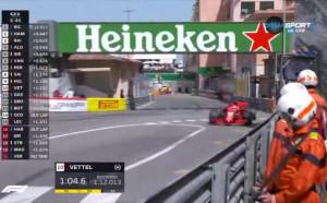 Рикиардо затвърди доминацията си и стартира първи в ГП на Монако