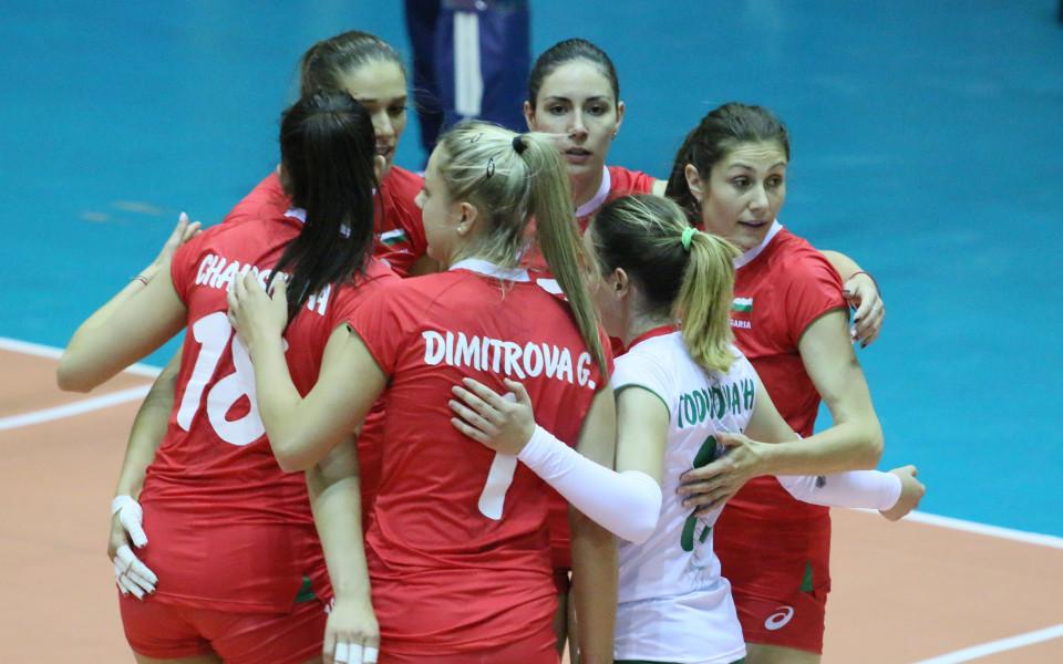 Трета победа за България в Златната лига, Азербайджан е жертвата