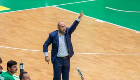 Константин Папазов: Днес играхме като отбор, контролирахме нещата