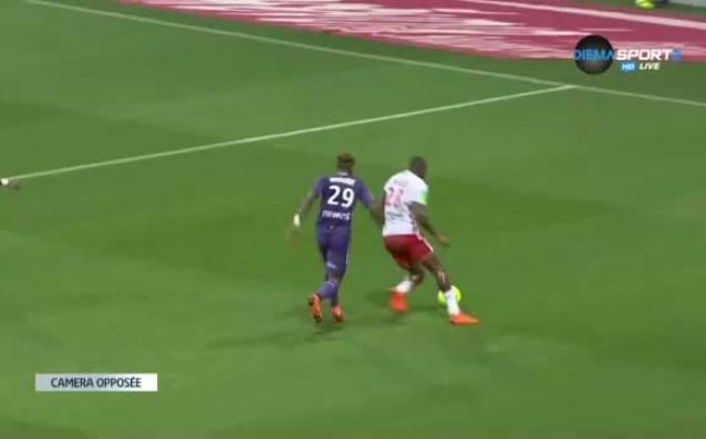 Тулуза и Аячо не си вкараха гол през първото полувреме