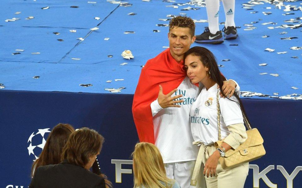CR7 и Джорджина оставиха Реал в миналото