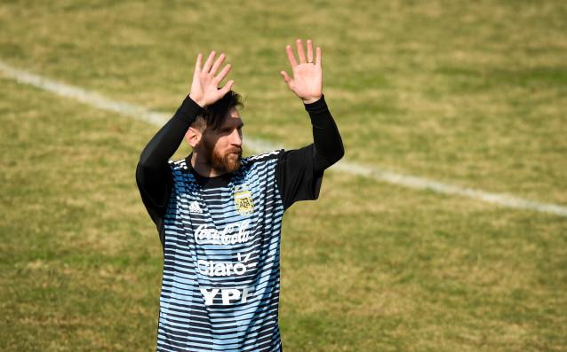 Най-изтъкнатият играч на Барселона Лионел Меси призна в интервю пред