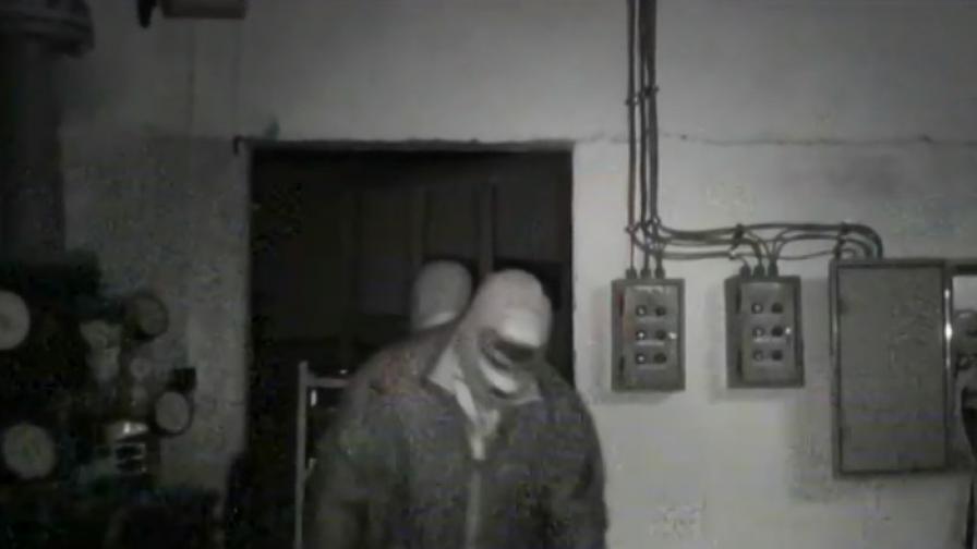 Камера засне как крадат машини за криптовалута у нас
