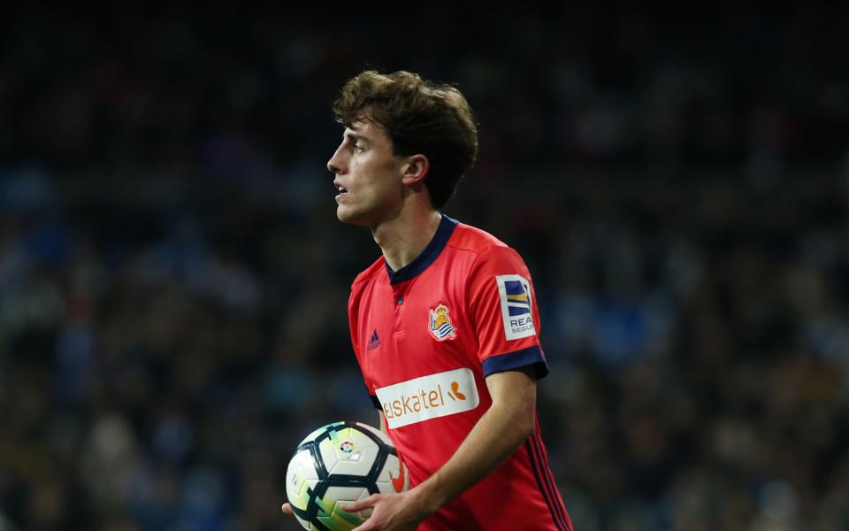 Одриосола е взел решение да напусне Реал Сосиедад