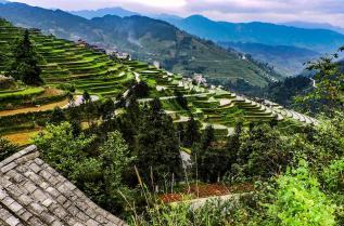 провинция Гуейджоу, Китай.