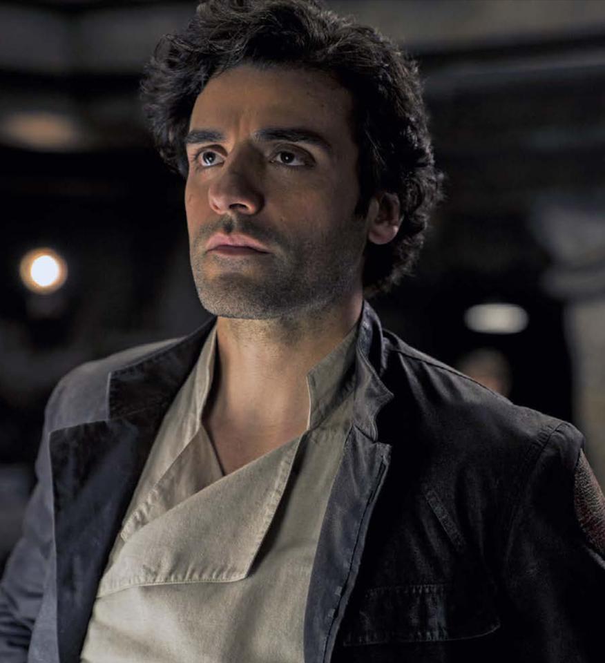 """4. """"Червеният ескадрон: История от Междузвездни войни"""" – След като """"Rogue One: История от Междузвездни войни"""" показа наличието на зрителски интерес към историята на бунтовниците, следващ филм, фокусиран върху конкретната военна част, от която част става Люк Скайуокър, може да се зарадва на същия успех и едновременно с това да хвърли светлина върху миналото на един от главните герои в новата трилогия от сагата – Поу Дамерън."""