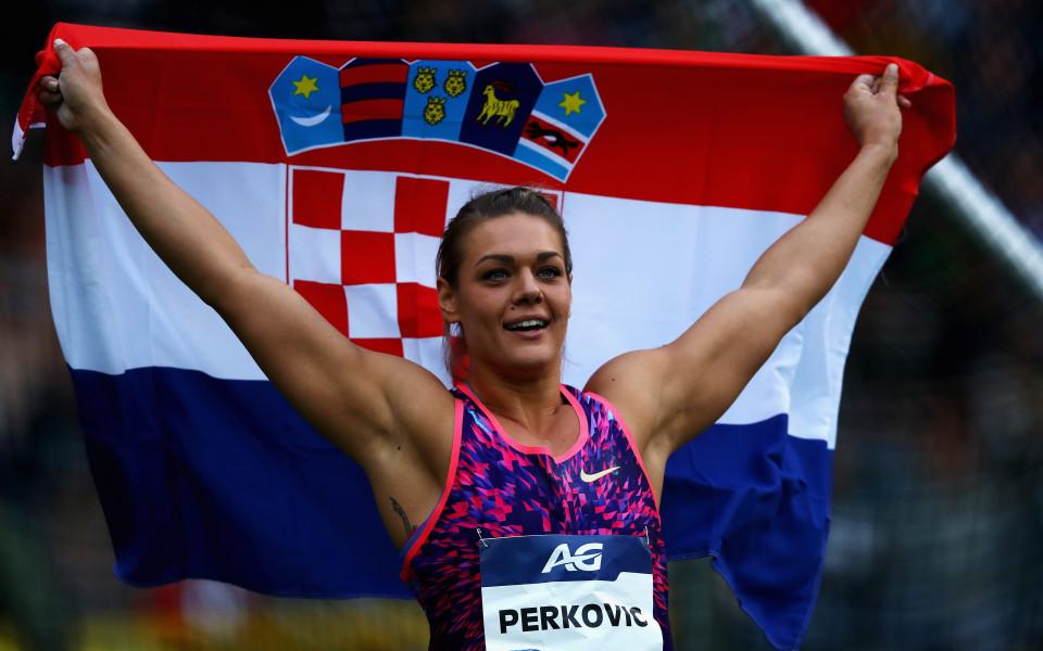 Хърватка подобри рекорд на Цветанка Христова в Рим