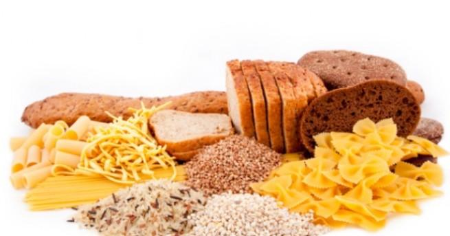 Въглехидратите в храните, които ядем, се състоят от захари, скорбяла