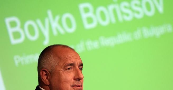 Премиерът Бойко Борисов отказва срещата си с македонския президент Георге