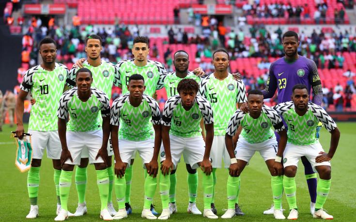 Нашествие от Висшата лига в състава на Нигерия