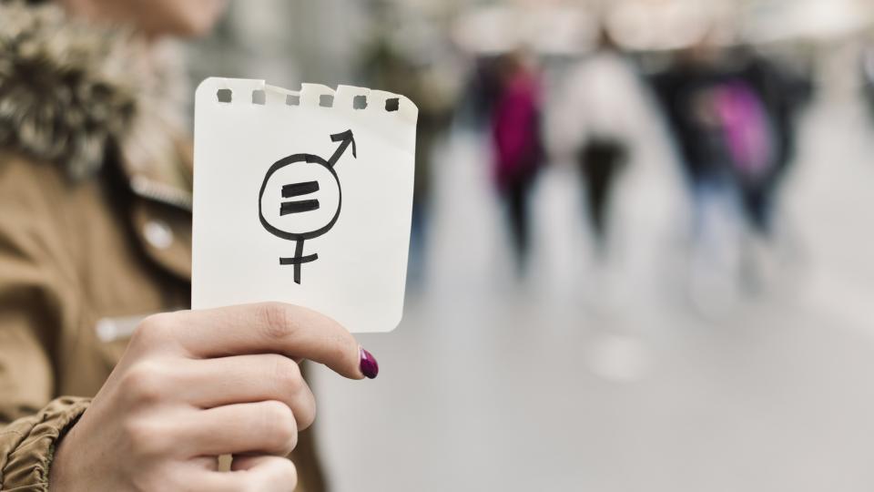 жена феминизъм