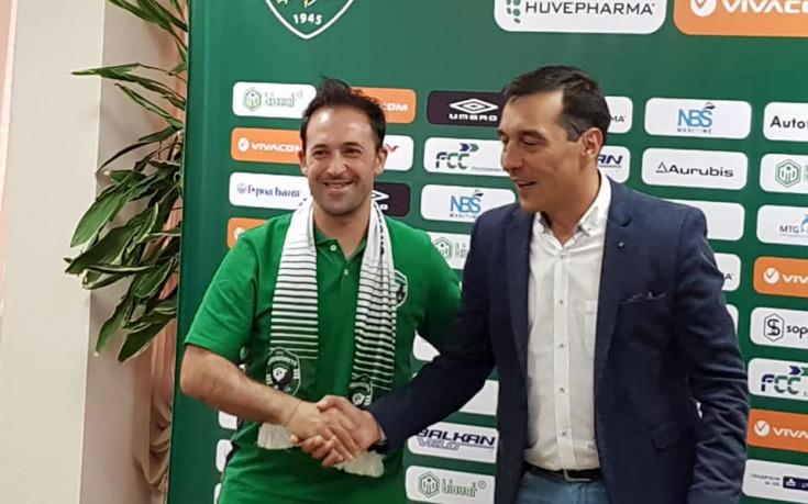 Новият треньор в Лудогорец: Много е възможно да играем отново в групите на ШЛ