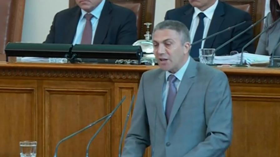 Скандал на тема: Турци срещу българи, в парламента