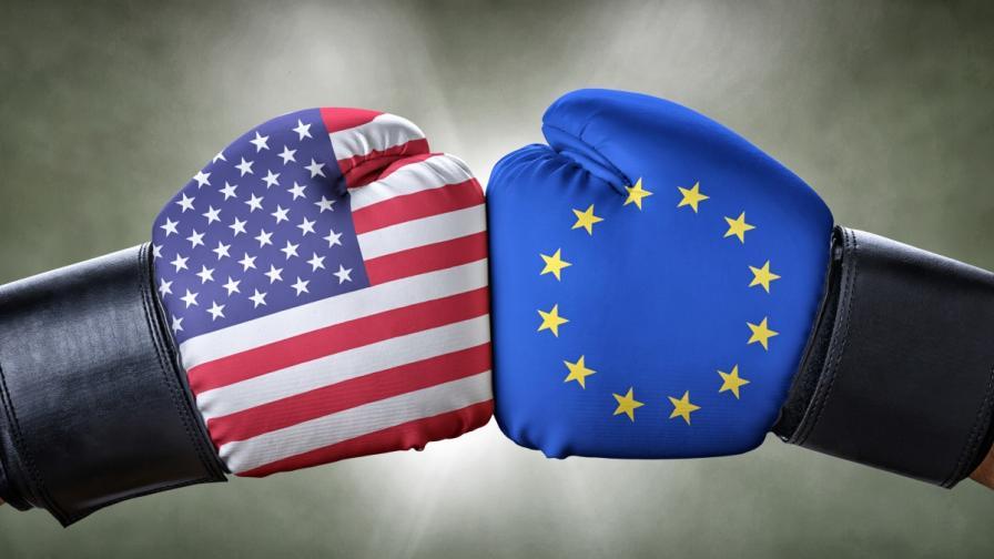 Търговската война между ЕС и САЩ започна
