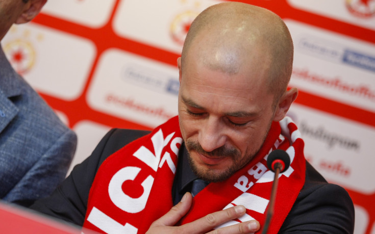 Треньорът на ЦСКА: Исках да съм Меси, но не бях добър