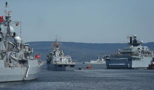 <p>Конфликт между Гърция и Турция, ЕС реагира, САЩ неутрални</p>