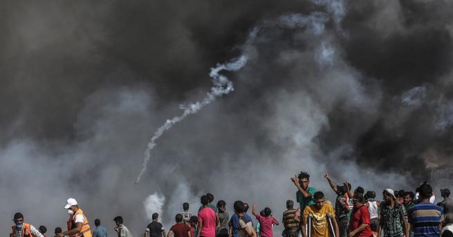 """Специалният пратеник на ООН за израелско-палестинския конфликт призова """"Хамас"""" и"""