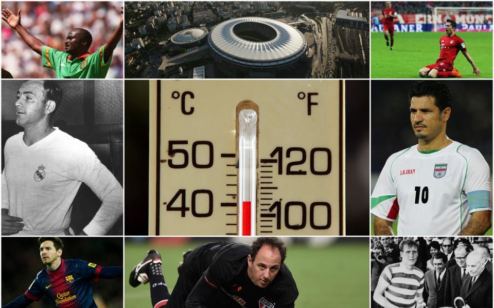 Рекордите във футбола, които никога няма да паднат