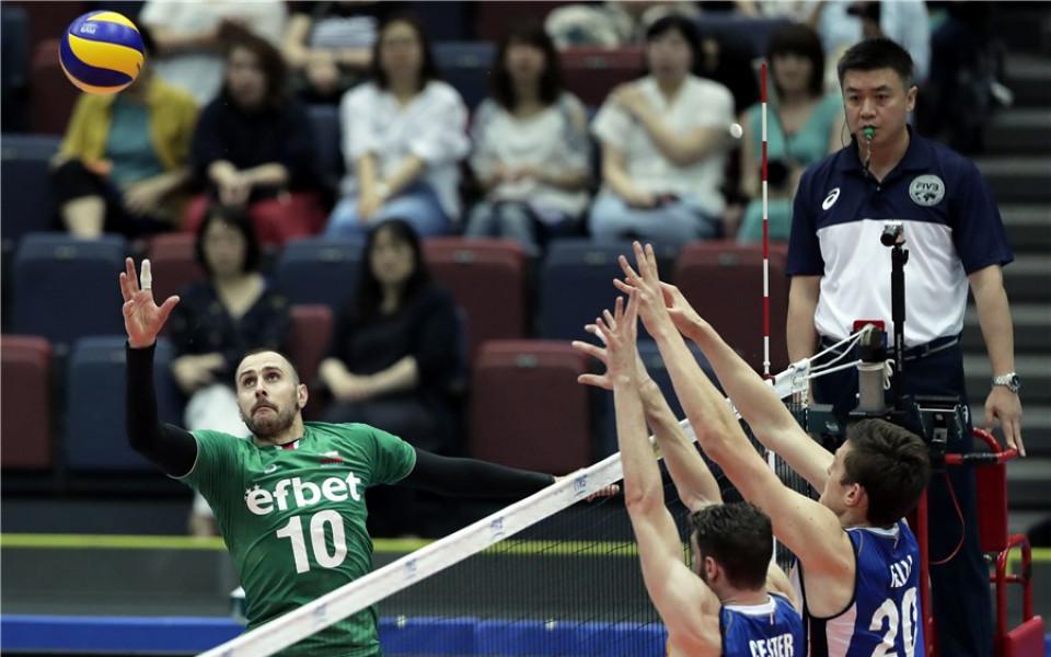 Смътен проблясък, но и 5-а загуба за България
