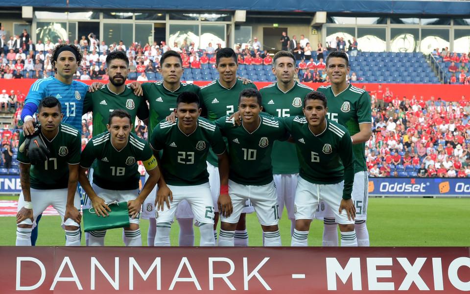 Дания прекърши Мексико