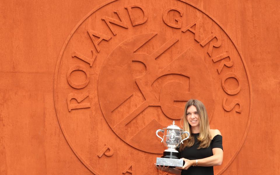 Симона Халеп е новата шампионка на Ролан Гарос