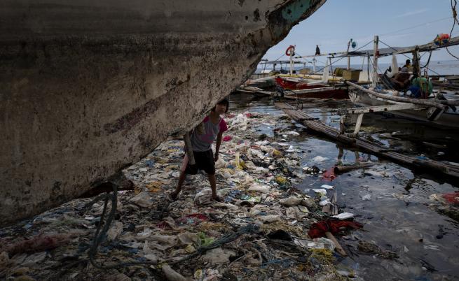 Смърт от пластмаса - ужасът в океаните