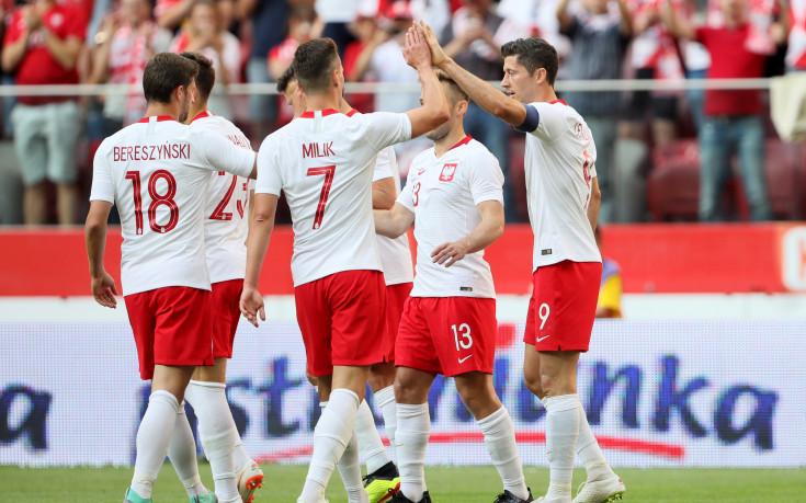 Полша громи преди Мондиала, Горалски с цял мач