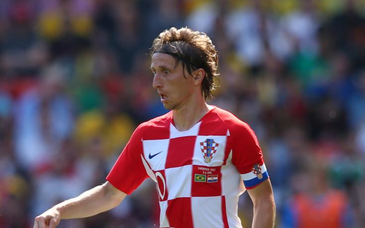 Модрич: Искам да постигна нещо голямо с Хърватия