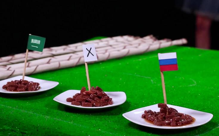 Пухкавият Владимир на помощ за Русия - Саудитска Арабия
