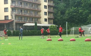 ЦСКА уточни часовете и градовете за контролите в Австрия