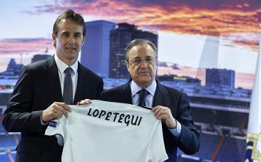 Феновете на Реал обвиняват Перес повече от Лопетеги за кризата