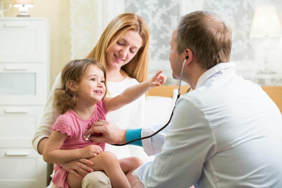 дете лекар преглед
