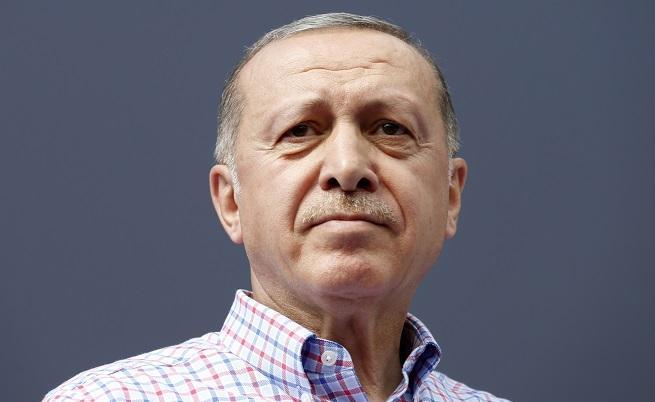 Ердоган смени управителя на централната банка
