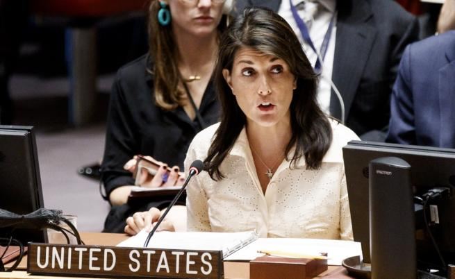 САЩ напуснаха Съвета на ООН по правата на човека