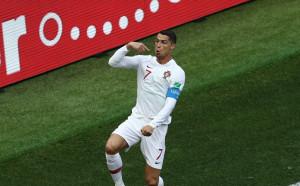 Пестелив тим на Португалия надви Мароко, Роналдо отново над всички