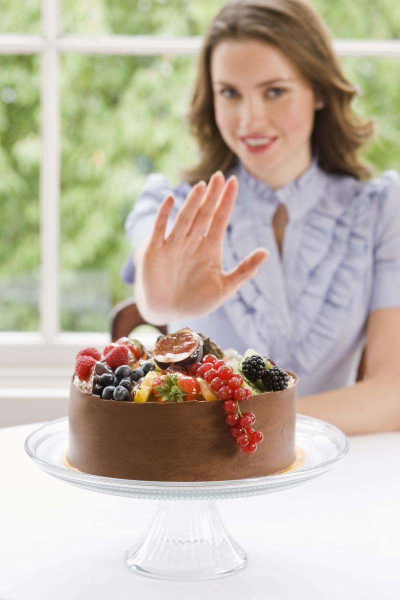 Когато сте влюбени, тялото произвежда хормон, който блокира апетита.