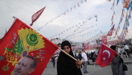 Ще стане ли Турция президентска република