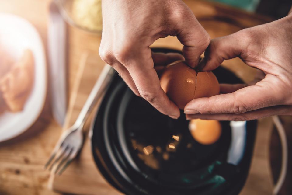 храна омлет яйца