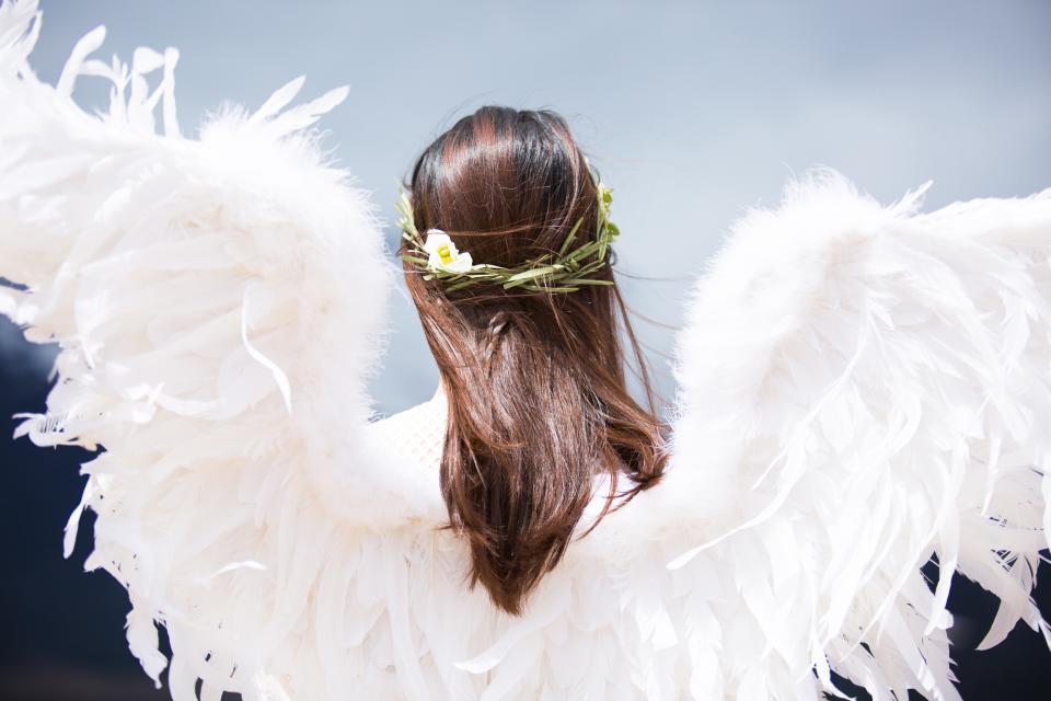 ангел пазител линия на ръката