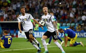 Клинично избавление за световния шампион - 10 от Германия покосиха Швеция