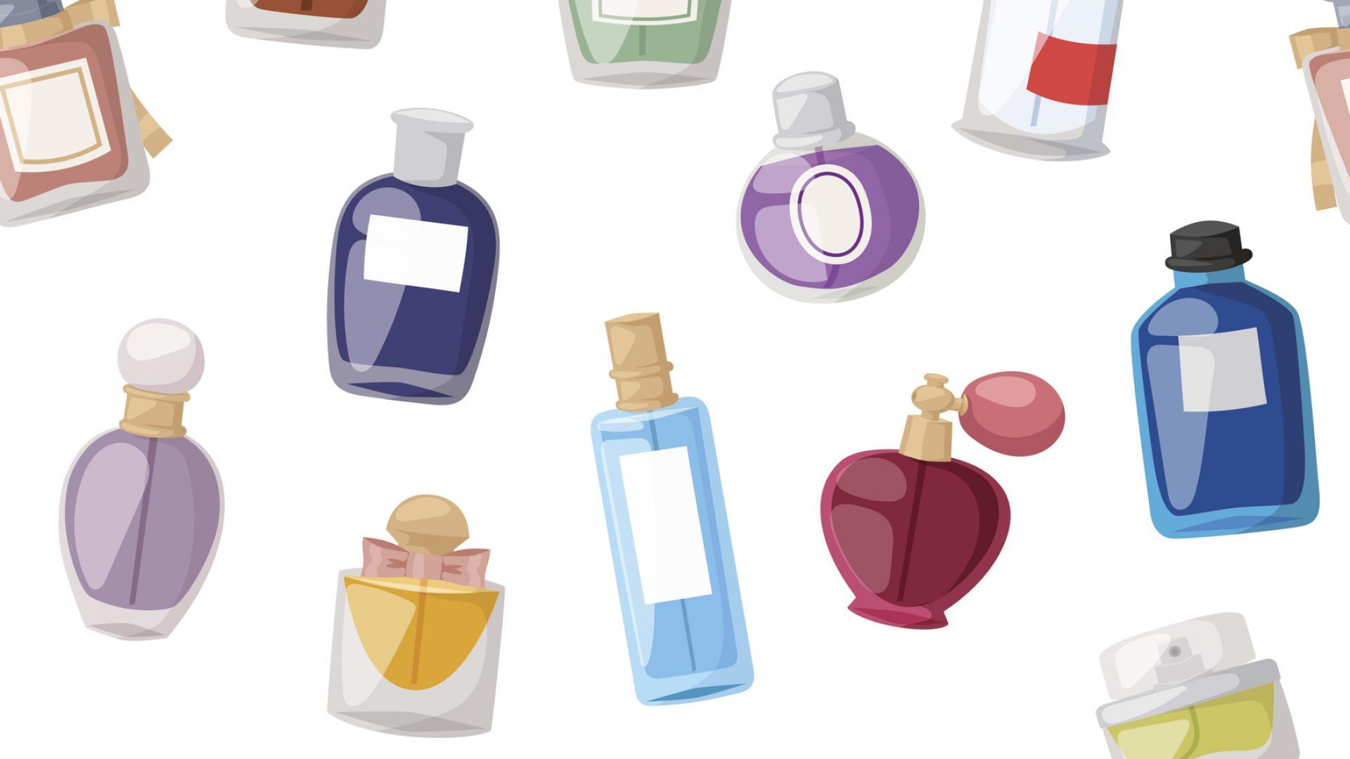 парфюми шишенца