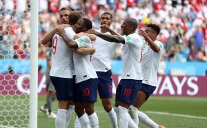 Англия размаза Панама, първа е пред Белгия в групата си