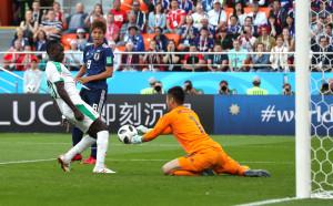Япония и Сенегал завързаха група Н с хикс