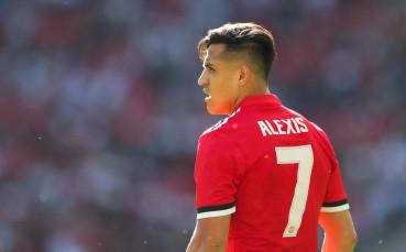 Алексис Санчес най-накрая се присъедини към лагера на Ман Юнайтед