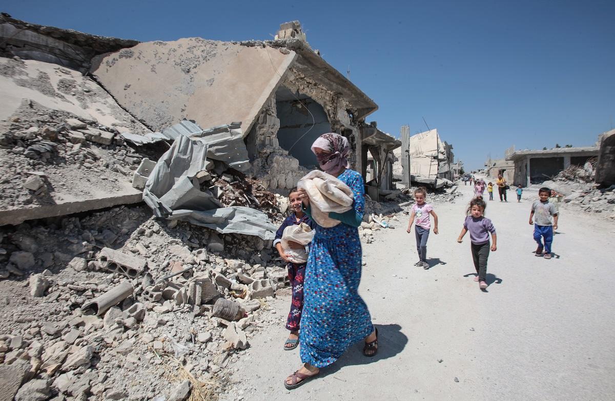 10-те държави, в които е най-опасно да си жена - №3 - Сирия